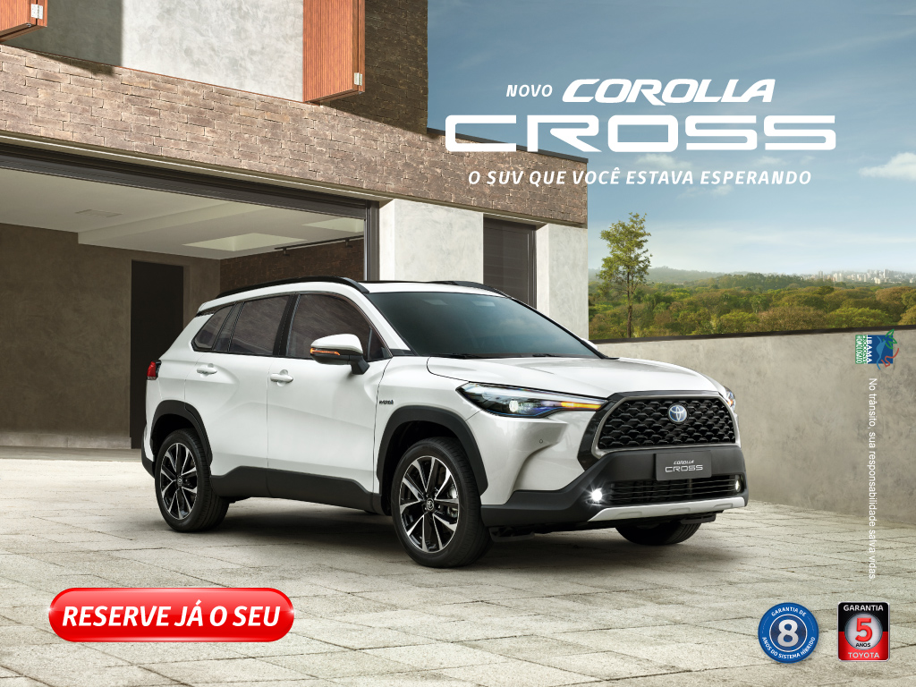 Corolla Cross - Abr/2021