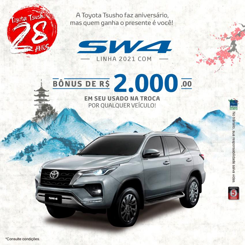 SW4 2021 - Setembro/21