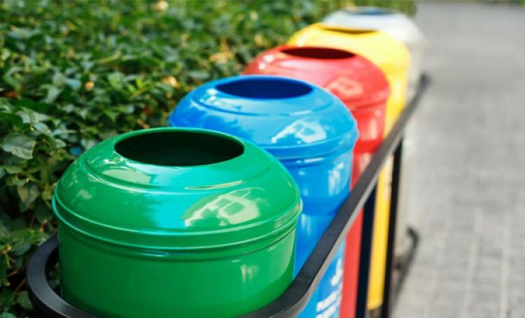 Descarte de Resíduos Recicláveis