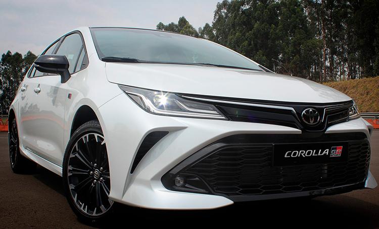 Toyota apresenta Corolla GR-S 2021 no Brasil